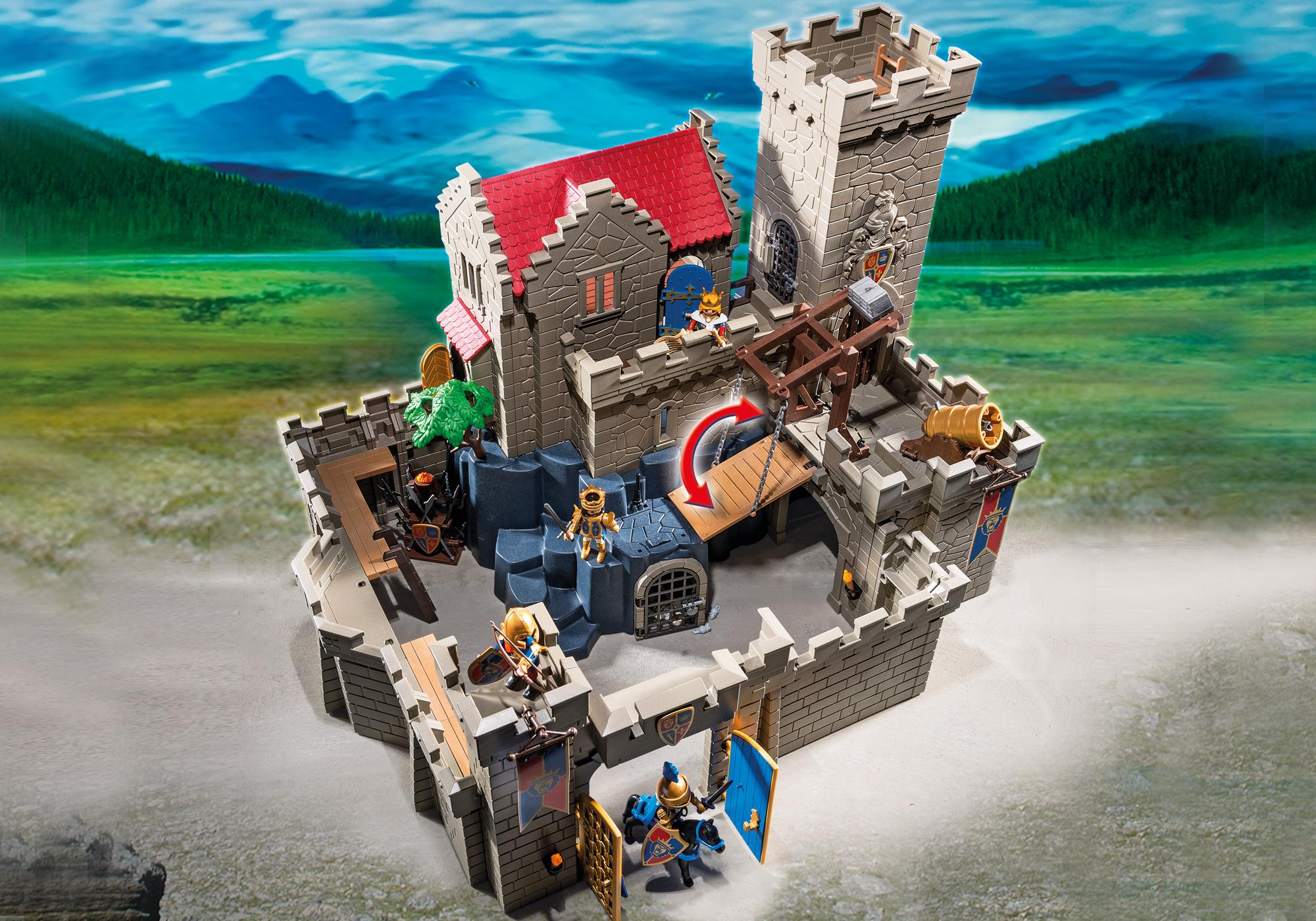 Картинка рыцарских замков плей мобиль