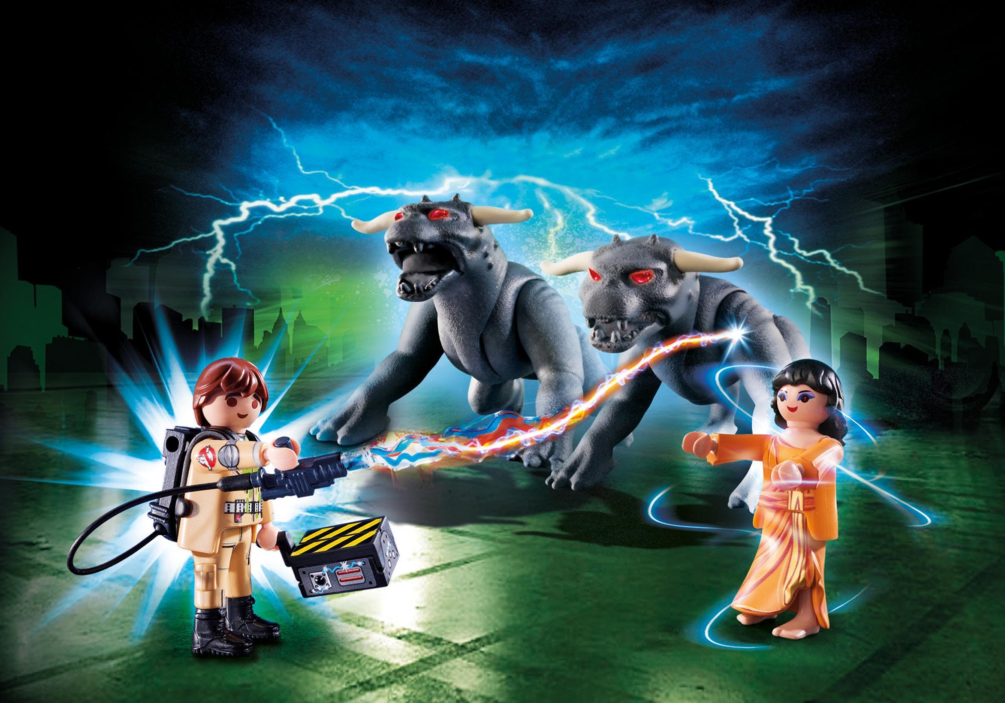 Конструктор Playmobil Охотники за привидениями: Питер ...