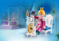 Конструктор Playmobil Экстра-набор: Принцесса с прялкой