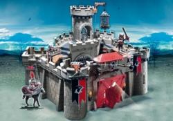 Конструктор Playmobil Рыцари: Замок Рыцарей Ястреба