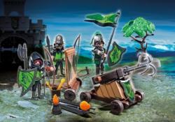 Конструктор Playmobil Рыцари: Катапульта Рыцарей Волка