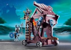 Конструктор Playmobil Промо набор Рыцари: Рыцари Орла атакуют башню