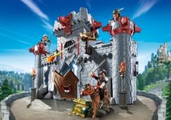 Конструктор Playmobil Возьми с собой: Черный замок Барона Супер4