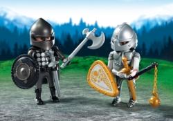 Конструктор Playmobil ДУО: Соперничество Рыцарей