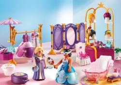 Конструктор Playmobil Замок Принцессы: Гардеробная с салоном
