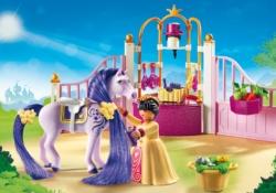 Конструктор Playmobil Замок Принцессы: Королевская конюшня