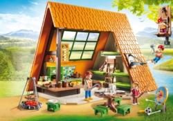Конструктор Playmobil Летний лагерь: Дом для кемпинга