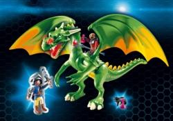 Конструктор Playmobil Супер4: Королевский дракон с Алекс
