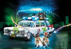 Конструктор Playmobil Охотники за привидениями: Автомобиль Экто-1