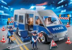 Конструктор Playmobil Промо набор:Полицейский с машиной