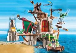 Конструктор Playmobil Драконы: Олух