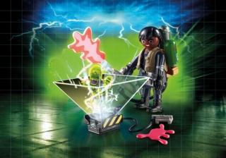 Конструктор Playmobil Охотник за приведениями — Уинстон Зеддемор