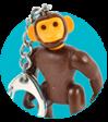 Брелоки Playmobil